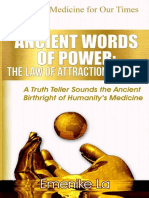 Ancient Words of Power_ the Law of Attraction Divined - Emenike La