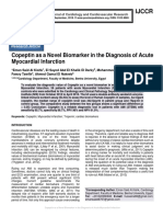 Copeptin as a Novel Biomarker in the Diagnosis of Acute Myocardial Infarction