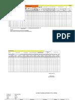 Form Data PKPR Bulanan 2016