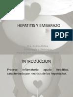 23.1 Hepatitis y Embarazo