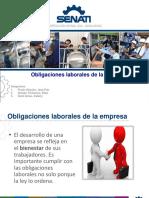 Obligaciones Laborales de Una Empresa