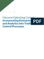 Outcome Optimizing Control GFT911