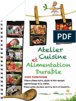 Guide Atelier Cuisine