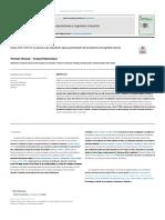 Fuzzy AHP-ToPSIS Se Acerca a Las Soluciones Para La Priorización de Las Barreras de Logística Inversa