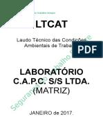 Modelo de Ltcat 01