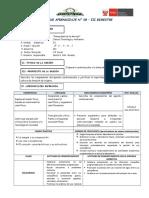 SESIÓN DE APRENDIZAJE N8- CTA2°- SISTEMA CIRCULATORIO (1)