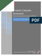 Projeto Calçada Ideal - Acessivel.pdf