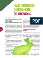 ANIMALES MODIFICADOS GENÉTICAMENTE APLICACIONES.pdf