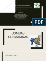 Bombas utilizadas en la industria petrolera