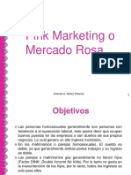 Pink Marketing Mercado