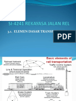 1. Komponen Struktur Jalan Rel