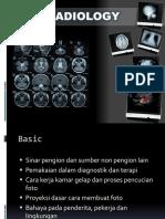 Sample Radiologi Dasar