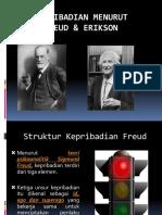 Kepribadian menurut Freud & Erikson.ppt