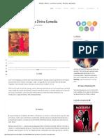 Análisis_ Infierno - La Divina Comedia - Phoenix's Retribution