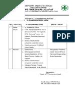 Pola Ketenagaan Dan Persyaratan Kompetensi P