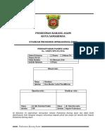 Lampiran 1 Kualifikasi Petugas Pendaftaran