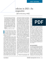 Integrative Medicine in 2021