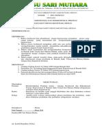 Surat Keputusan Rekredensial