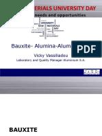 Bauxite -alumina -aluminium Presentation .pdf