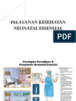Pelayanan Neonatal Essensial