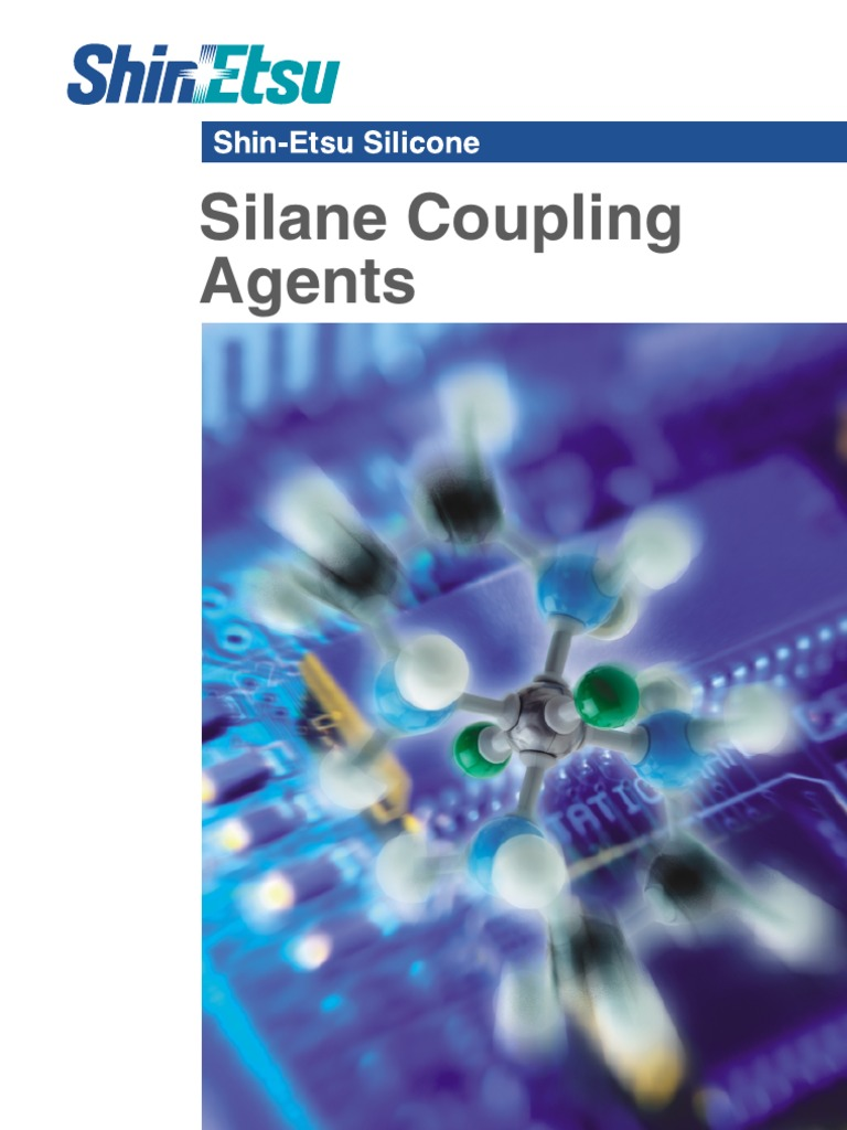 ShinEtsu silane Coupling Agent Brochure | Silicon | Epoxy