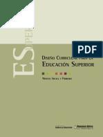 Diseño curricular para la Educación Superior - Niveles inicial y primario