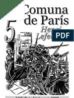 LEFEBVRE, Henri - La Significacion de La Comuna C5