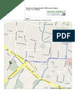 IJzerenmolenstraat 24, 3001 Leuven, Belgium to Naamsestraat 59, 3000 Leuven, Belgium - Google Maps