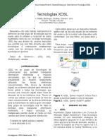 Banda Ancha IEEE XDSL