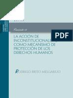 Artículo la Acción de Inconstitucionalidad como mecanismo de protección de los derechos humanos.pdf