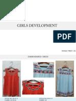 Girls Wear Development