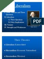 PGE Liberalism