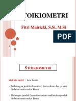 6. STOIKIOMETRI
