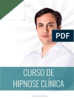Apostila - Curso de Hipnose Clínica - CORRETA