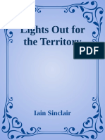 Sinclair, Iain - Lights Out for the Territory (2003, Penguin Books Ltd, 9780141962771)
