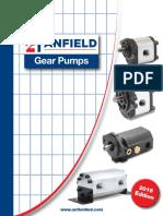 2016 Gear Pump Catalog R9016