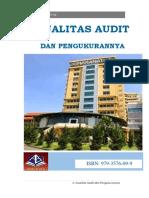 Kualitas Audit Dan Pengukurannya