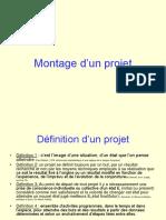 Montage projet.ppt