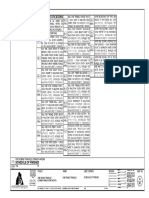 Id-001 Schedule of Finishes