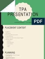 tpa presentation