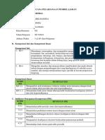 RPP Kls X KD 3.2 (Konfigurasi Elektron)