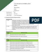 RPP Kls X KD 3.7 (Hukum Dasar Dalam Stoikiometri))
