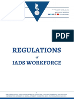 Regulations of IADS Workforce-1