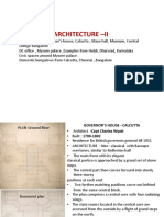 Colonial Architecture -II (2nd Part)