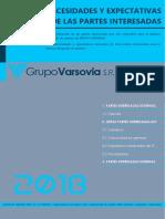 Partes Interesadas 2018 Gv