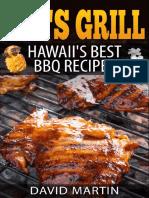 BBQ - Let's Grill Hawaii's Best BBQ - David Martin