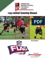 Flag Football Coachs Manual 3-3-14