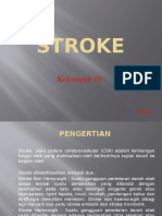 PPT Kelompok stroke