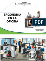 Ergonomia en Oficina