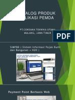 Sistem Pemungutan Pajak Daerah,  Sistem Pembayaran Pajak Daerah, Sistem Informasi Manajemen Pajak Daerah 085336280000